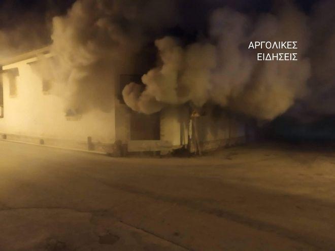 Τραγωδία στην Αργολίδα Δύο αδέρφια νεκρά μέσα στο σπίτι τους - Καταπλακώθηκαν από τη στέγη μετά από φωτιά