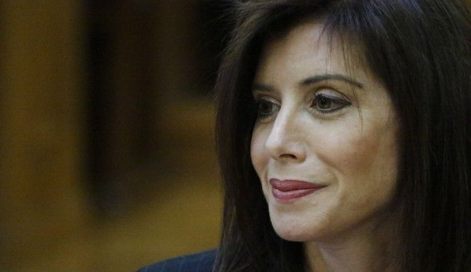 Η τομεάρχης Ψηφιακής Πολιτικής της ΝΔ Άννα Μισέλ Ασημακοπούλου