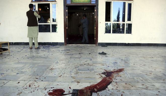Αφγανιστάν επίθεση από καμικάζι