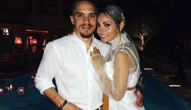 Παντρεύτηκαν Πετρούνιας - Μιλλούση