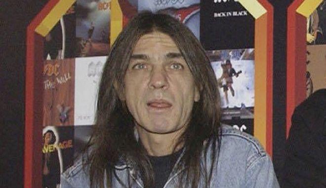 Πέθανε ο Μάλκομ Γιανγκ, ιδρυτικό μέλος των AC/DC