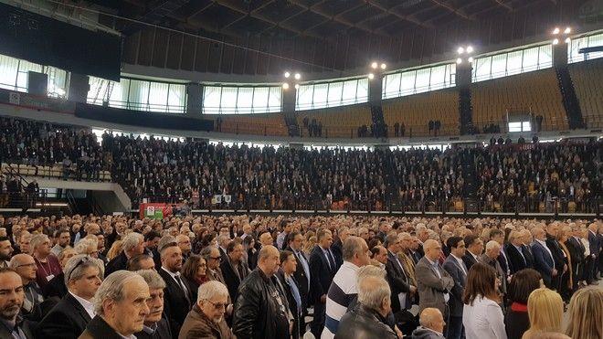 Σκανδαλίδης: Είμαστε οι αληθινοί εκφραστές του σοσιαλδημοκρατικού κινήματος στην Ευρώπη