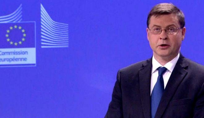 Ελληνική ανάκαμψη 'βλέπουν' οι Βρυξέλλες