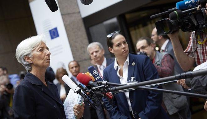 Λαγκάρντ: Η μεταναστευτική κρίση θέτει σε κίνδυνο την επιβίωση του χώρου Σένγκεν