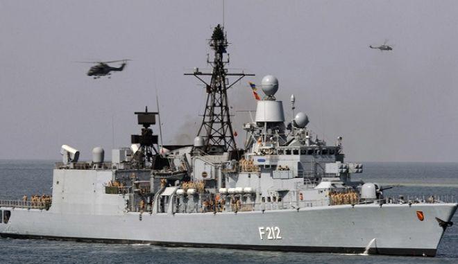 Γαλλικό πολεμικό πλοίο αποπλέει την ερχόμενη εβδομάδα για το Αιγαίο