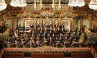 Πρωτοχρονιά: Η Φιλαρμονική της Βιέννης έπαιξε σε άδειο Μέγαρο