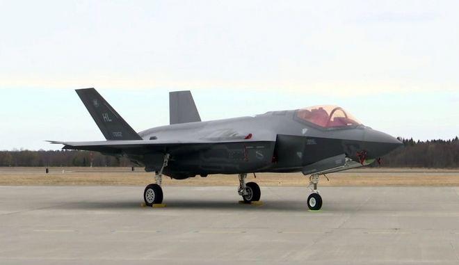 Μαχητικό αεροσκάφος F35