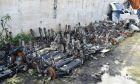 Μάντρα στον Ασπρόπυργο πίσω από πλήθος κλοπών οχημάτων που μετατρέπονταν σε ανταλλακτικά