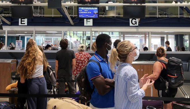 Αεροδρόμιο στη Γαλλία