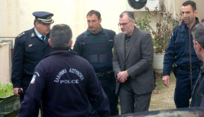 ΛΑΜΙΑ-Αναβλήθηκε η δίκη Κορκονέα για τη δολοφονία του Αλέξη Γρηγορόπουλου.(EUROKINISSI)