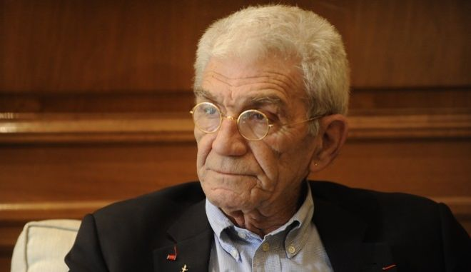 ΑΘΗΝΑ-Ο πρωθυπουργός, Αλέξης Τσίπρας,  συναντήθηκε με τον δήμαρχο Θεσσαλονίκης, Γιάννη Μπουτάρη και τον πρόεδρο του Κεντρικού Ισραηλιτικού Συμβουλίου Θεσσαλονίκης, Δαυίδ Σαλτιέλ.Αντικείμενο της συζήτησης  το Μουσείο Ολοκαυτώματος στη Θεσσαλονίκη.(Eurokinissi-ΜΠΟΛΑΡΗ ΤΑΤΙΑΝΑ )
