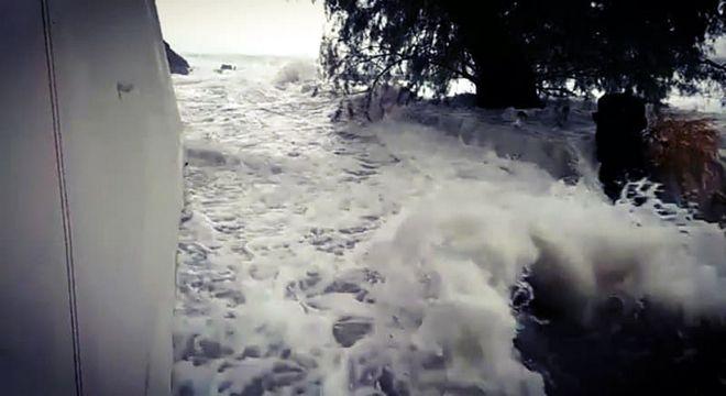 Πλημμύρες στη Παλιοχώρα Αβιάς Μεσσηνίας