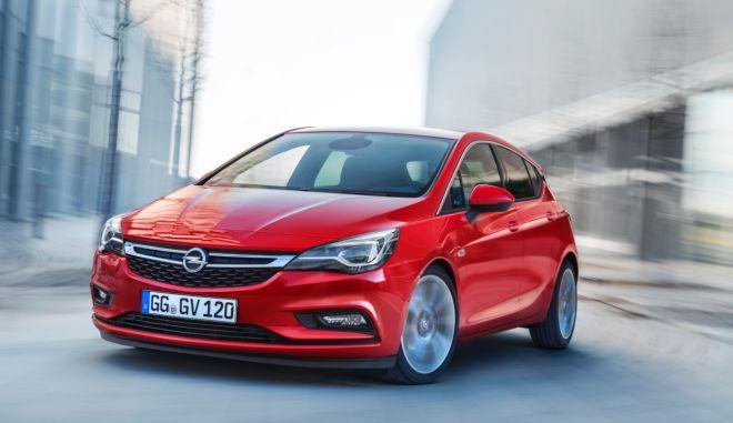 Opel Astra. Το πιο αποδοτικό βενζινοκίνητο μοντέλο στην κατηγορία του