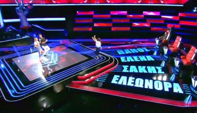 Στη σκηνή του μουσικού talent show βρέθηκε το βράδυ της Κυριακής 27/9 ηΚωνσταντίνα Κούτρα
