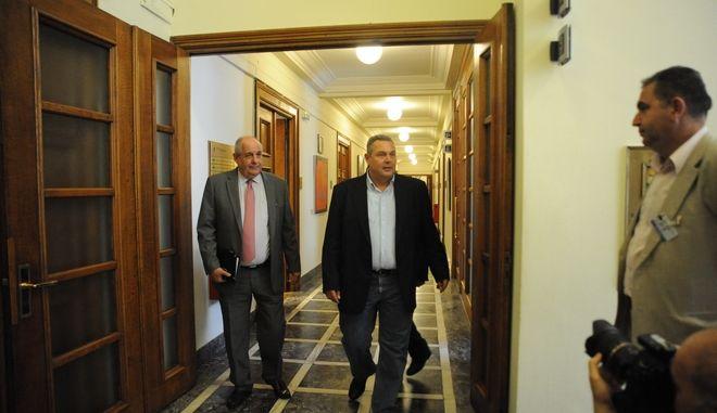 Συνεδρίαση του Υπουργικού Συμβουλίου την Τρίτη 10 Μαΐου 2016. (EUROKINISSI)