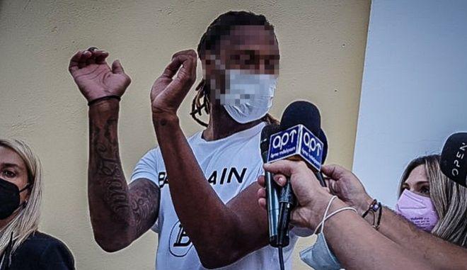 Ελεύθερος με εγγύηση 10.000 ευρώ αφέθηκε ο Σεμέδο