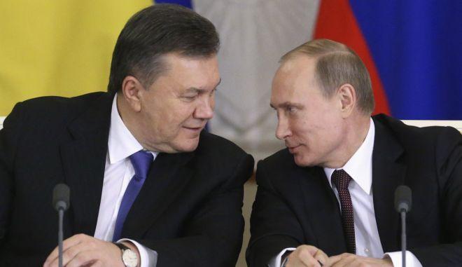 Ουκρανία: Δάνειο 3 δις. δολάρια από την Ρωσία