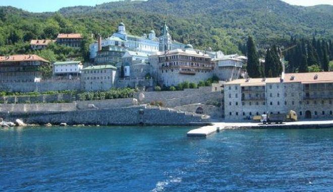Αγνοείται μοναχός στη θαλάσσια περιοχή του Αγίου Όρους