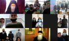 Διαδικτυακά κάλαντα παιδιών Ρομά στον Βαρθολομαίο