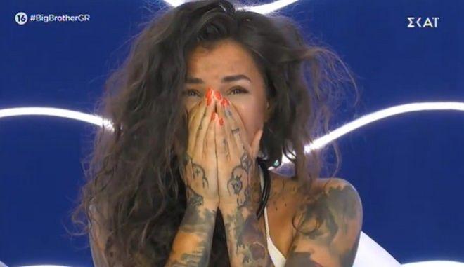 """Η Ραμόνα από το """"Big Brother"""""""