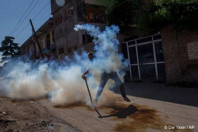 Athens Photo World: Dar Yasin, ο νικητής του πρώτου διεθνούς βραβείου φωτορεπορτάζ Yannis Behrakis