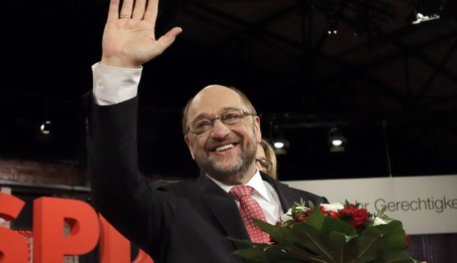 Γερμανικές εκλογές: Το 45% των ψηφοφόρων θέλει Σουλτς