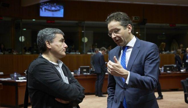 Συνεδρίαση του Ecofin, την Τρίτη 6 Δεκεμβρίου 2016. (EUROKINISSI/ΕΥΡΩΠΑΙΚΗ ΕΝΩΣΗ)