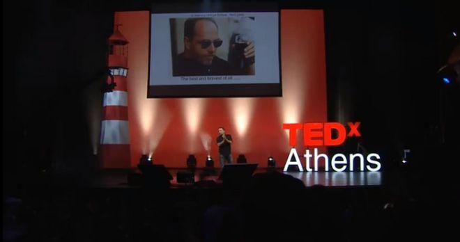TEDxAthens, μέρα δεύτερη, μέσα από τα λόγια του Ε. Τριβιζά: