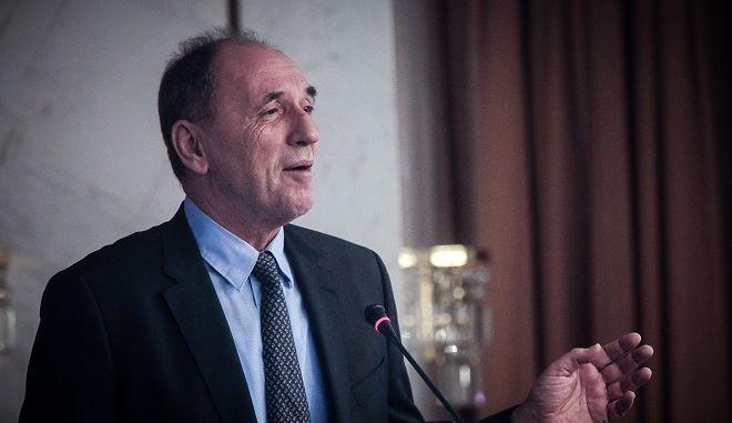 Ο υπουργός Ανάπτυξης Γιώργος Σταθάκης