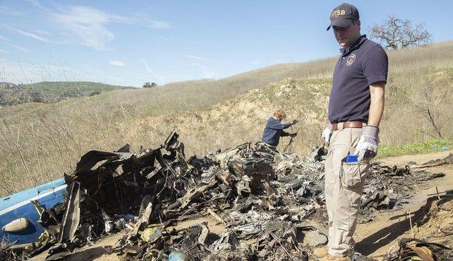 Κόμπι Μπράιαντ: Ταυτοποιήθηκε η σορός του- Ανασύρθηκαν οι εννέα νεκροί από το σημείο της τραγωδίας