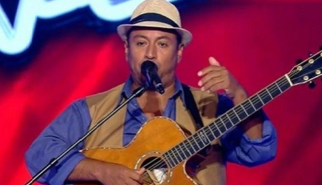 The Voice: Συγκλόνισε η ιστορία του Javier - Συγκινήθηκε η Παπαρίζου