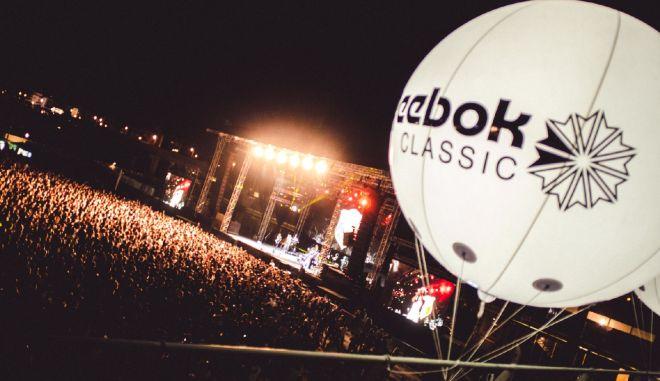 H Reebok Classic κέρδισε τις εντυπώσεις στο Release Athens Festival