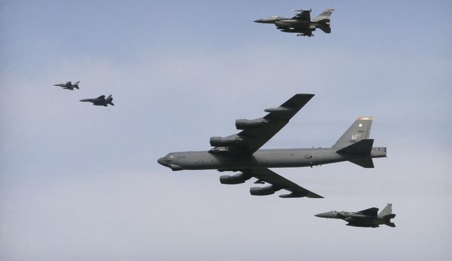 Αμερικανικά B-52