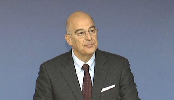 Δένδιας: Απελάσαμε τον πρέσβη γιατί η Λιβύη δεν ανταποκρίθηκε στους όρους που θέσαμε