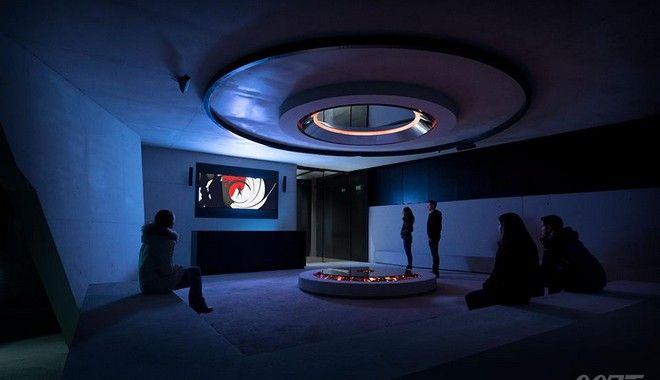 Νέο μουσείο για τον Τζέιμς Μποντ στις Άλπεις