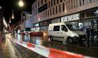 Το σημείο της επίθεσης με μαχαίρι σε εμπορικό δρόμο της Χάγης