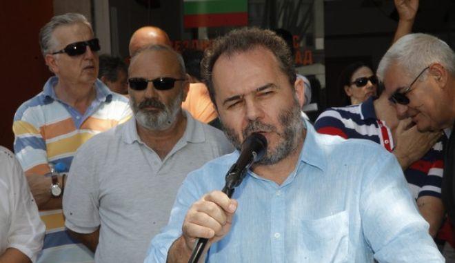 Παραιτήθηκε ο Ν. Φωτόπουλος από πρόεδρος της ΓΕΝΟΠ