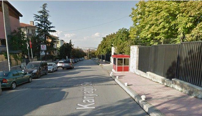 Σε Αντρέι Καρλόφ μετονομάζεται η οδός της ρωσικής πρεσβείας στην Άγκυρα