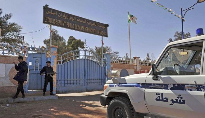 Αστυνομία στη Λιβύη