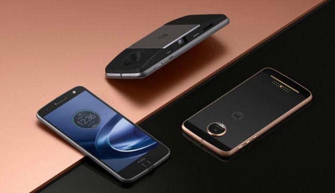 Moto Z: Η επιστροφή της Motorola στην Ελλάδα με smartphone – ελβετικό σουγιά