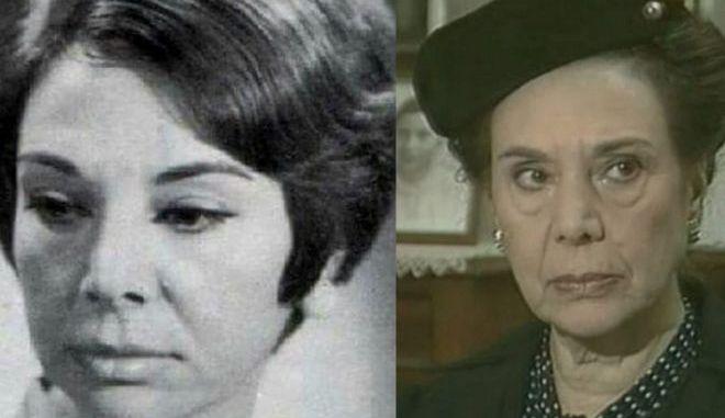 Πέθανε η ηθοποιός Μαρία Ζαφειράκη