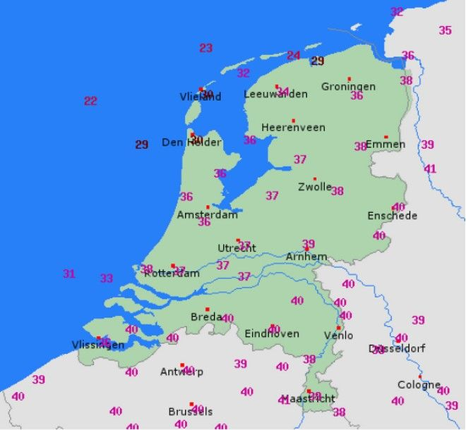 Γιατί προκλήθηκε τόσο έντονο κύμα ζέστης στη Δυτική Ευρώπη