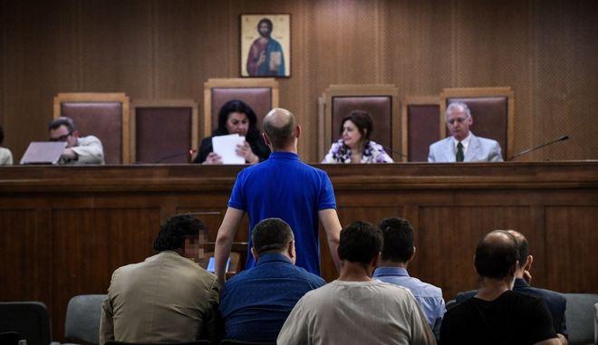 Απολογίες των κατηγορουμένων στην δίκη της Χρυσής Αυγής