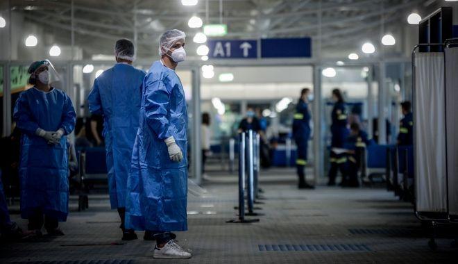 Έλεγχοι επιβατών στο αεροδρόμιο Ελ. Βενιζέλος