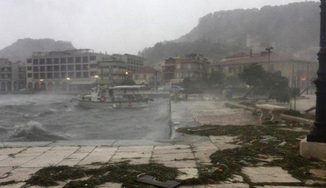 """""""Ιδιαίτερα δύσκολη η κατάσταση στην Ιθάκη, το νησί δεν έχει ρεύμα"""""""