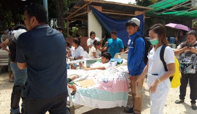Σεισμός 6,6 Ρίχτερ στις Φιλιππίνες: Τουλάχιστον έξι νεκροί