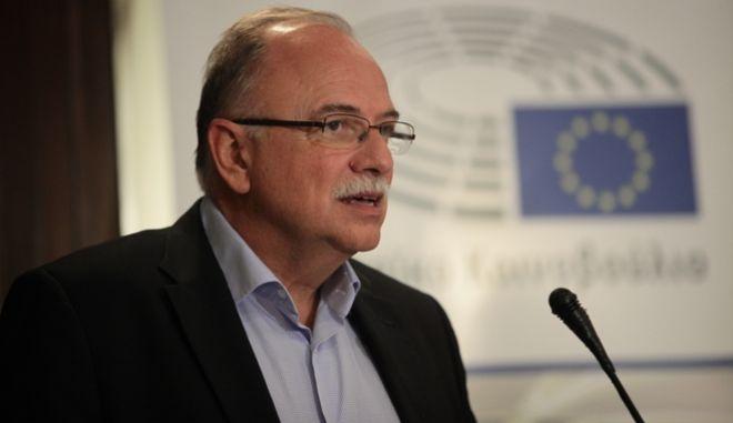 Παπαδημούλης: Απαράδεκτες οι δηλώσεις του Τούρκου υπουργού Ευρωπαϊκών Υποθέσεων