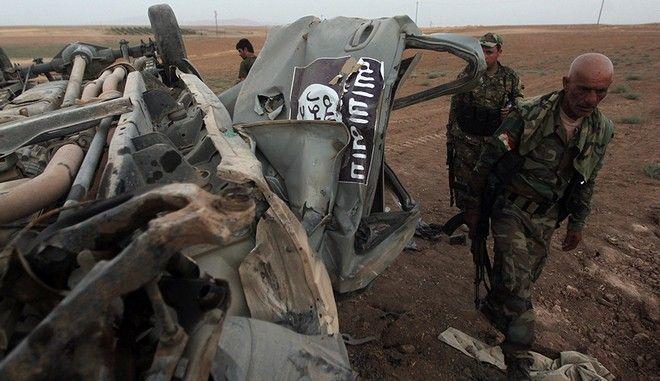Οι στρατιωτικές δυνάμεις των ΗΠΑ εξόντωσαν 10 ηγετικά στελέχη του ISIS τον τελευταίο μήνα