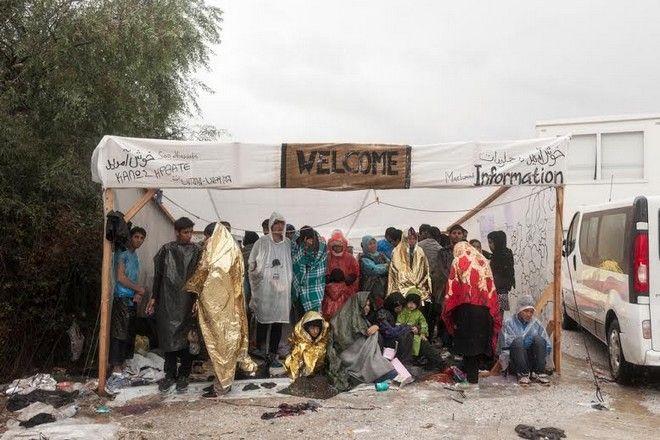 ΜΚΟ από το 'βάλτο' της Ειδομένης: Δεν μπορούμε να αντικαταστήσουμε το κράτος