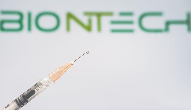BioNTech: Έως τον Σεπτέμβριο τα αποτελέσματα των δοκιμών του εμβολίου για μωρά